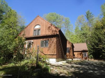 Schroon Single Family Home For Sale: 14 Pine Lane