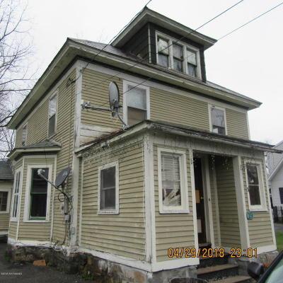 Ticonderoga Single Family Home For Sale: 19 Wayne Avenue