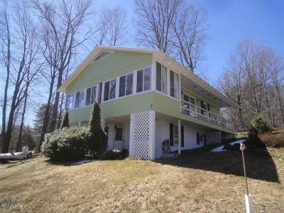 Schroon Single Family Home Contingent Contract: 7 Longview Drive