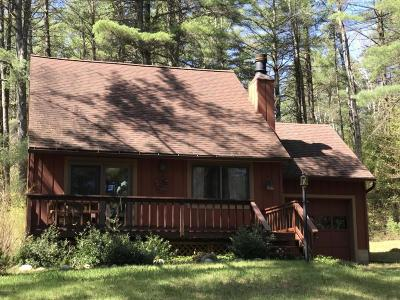 Warrensburg Single Family Home Contingent Contract: 5 Mountain Lane