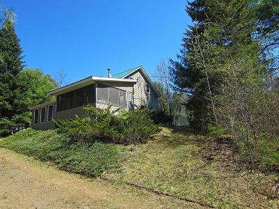 Johnsburg Single Family Home For Sale: 2647 Garnet Lake Rd