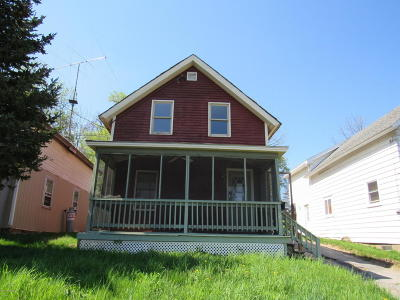 Ticonderoga Single Family Home For Sale: 21 Schuyler Street