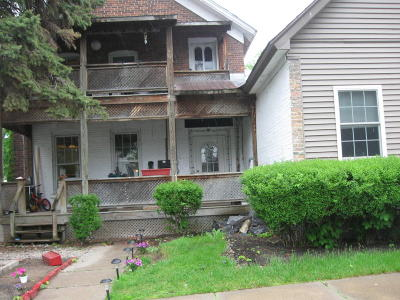 South Glens Falls Vlg NY Multi Family Home For Sale: $139,900