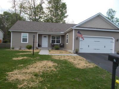 Glens Falls Single Family Home For Sale: 16 E Boylston Street
