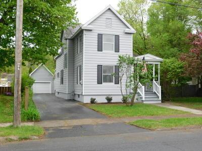 Hudson Falls Vlg Single Family Home For Sale: 114 John Street
