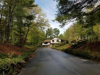 Moreau Single Family Home Contingent Contract: 51 Michael Road