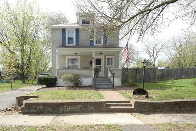 Glens Falls Single Family Home For Sale: 41 Lexington Avenue
