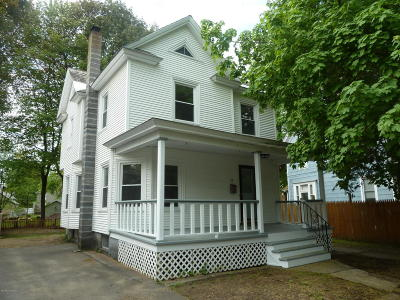 Glens Falls Single Family Home For Sale: 76 W Notre Dame Street