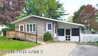South Glens Falls Vlg NY Single Family Home For Sale: $142,900