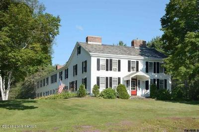 Schroon Single Family Home For Sale: 2003 U.s. 9