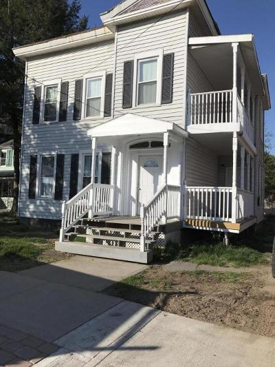 Fort Edward Multi Family Home For Sale: 182 Broadway