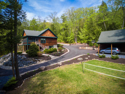 Bolton NY Single Family Home Contingent Contract: $699,000