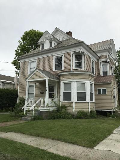 Hudson Falls Vlg Multi Family Home For Sale: 26 Oak Street