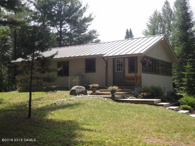 Schroon Single Family Home For Sale: 251 Sweeney Fields Road
