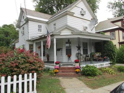 Hudson Falls Vlg Single Family Home For Sale: 15 Clark Street