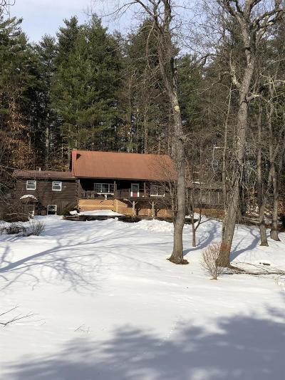 Johnsburg Single Family Home For Sale: 29 Ordway Lane Lane