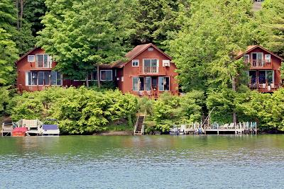 Bolton Single Family Home Contingent Contract: 5076 Lakeshore Drive
