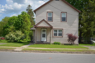 Glens Falls Single Family Home For Sale: 64 Mohican Street