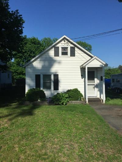 Hudson Falls Vlg NY Single Family Home For Sale: $115,900