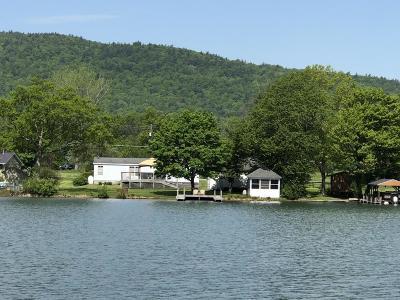 Ticonderoga Single Family Home For Sale: 77 Sagamore Drive