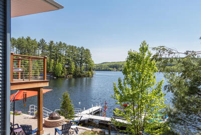Brant Lake Single Family Home For Sale: 9 Cozy Cove Road
