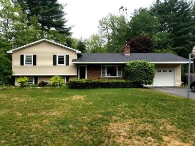 Queensbury Single Family Home Contingent Contract: 21 Whippoorwill Road