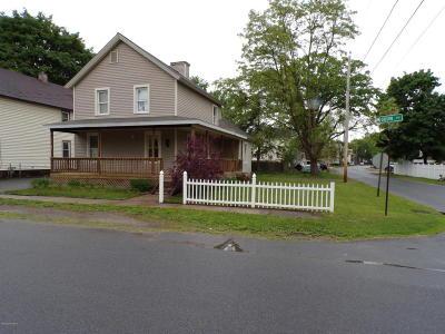Hudson Falls Vlg Single Family Home For Sale: 6 Gibson Avenue