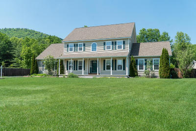 Queensbury Single Family Home Contingent Contract: 10 Western Reserve Trail
