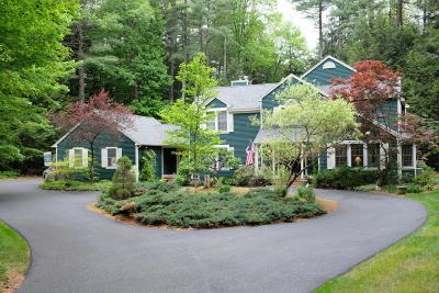 Queensbury Single Family Home Contingent Contract: 32 Amethyst Drive