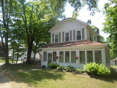 Lake Luzerne Single Family Home For Sale: 203 Lake Avenue