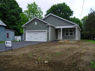 South Glens Falls Vlg Single Family Home Contingent Contract: 5 Fairview Street