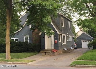 South Glens Falls Vlg Single Family Home Contingent Contract: 14 New Street