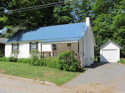 Lake Luzerne Single Family Home For Sale: 7 Sylvan Road