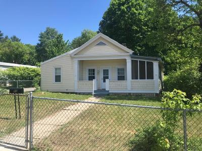 Warrensburg Single Family Home Contingent Contract: 86 Library Avenue