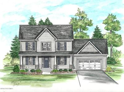 Queensbury Single Family Home Contingent Contract: 48 John Clendon Road