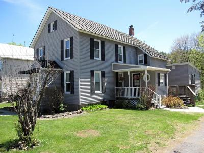Single Family Home Contingent Contract: 410 Walnut Street