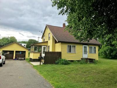 Glens Falls Single Family Home Contingent Contract: 71 Haskell Avenue