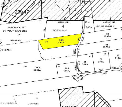 Residential Lots & Land For Sale: 00 Lockhart Mountain Road