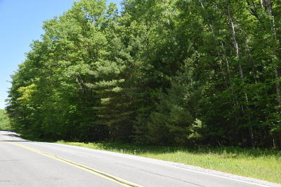 Residential Lots & Land For Sale: Edgecomb Pond Road