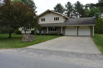 Queensbury Single Family Home Contingent Contract: 57 Helen Drive