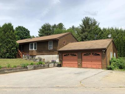 Queensbury Single Family Home For Sale: 15 Reservoir Drive