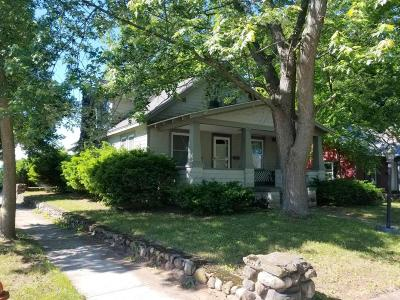 Glens Falls Single Family Home Contingent Contract: 11 Oneida Street