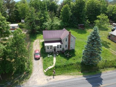 Lake Luzerne Single Family Home For Sale: 27 Stony Creek Road