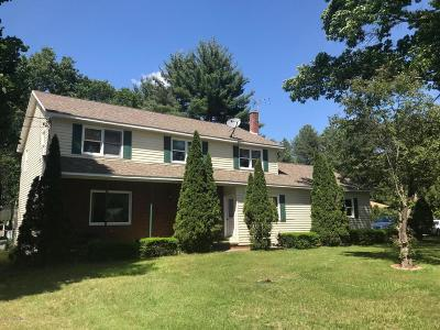 Queensbury Single Family Home For Sale: 163 Aviation Road