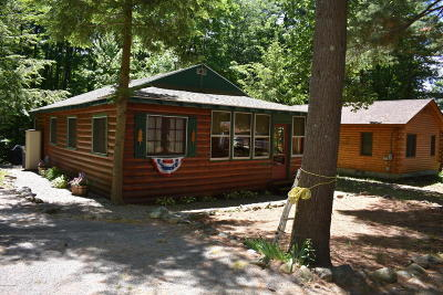 Lake George Single Family Home For Sale: 24 Robin Lane