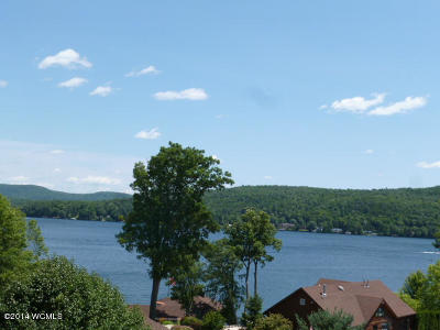 Lake George NY Single Family Home For Sale: $52,500