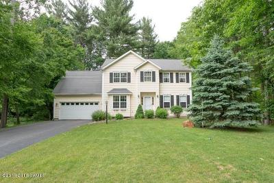 Wilton Single Family Home For Sale: 21 Lonesome Pine Trail