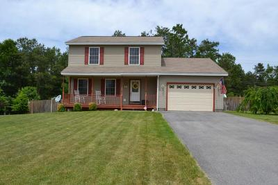 Queensbury NY Single Family Home For Sale: $232,000