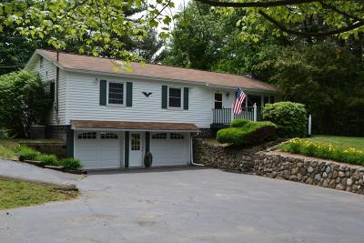 Lake George NY Single Family Home Contingent Contract: $235,000
