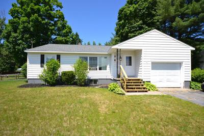 Moreau Single Family Home Contingent Contract: 87 Harrison Avenue
